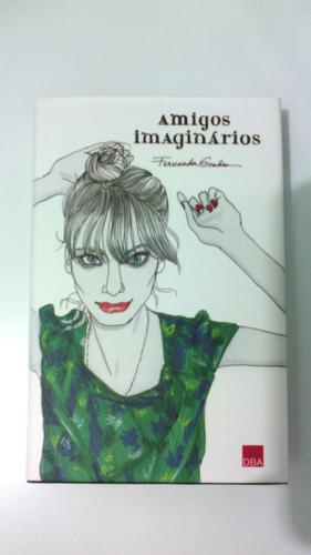 livro: amigos imaginários / fernanda guedes