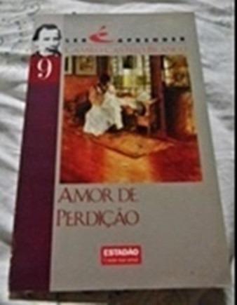 livro: amor de perdição