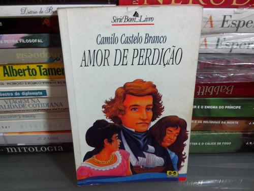 livro amor de perdição camilo castelo branco