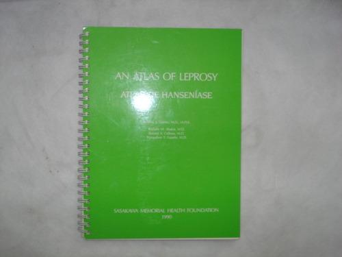livro - an atlas of leprosy - ricardo guinto - em espanhol