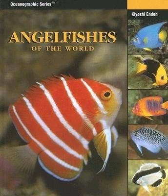 livro angelfishes of the world tlf