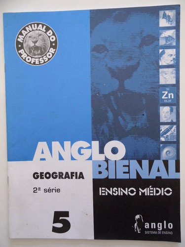 livro anglo bienal 5 geografia manual do professor