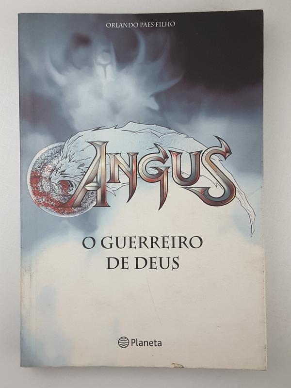 angus o guerreiro de deus