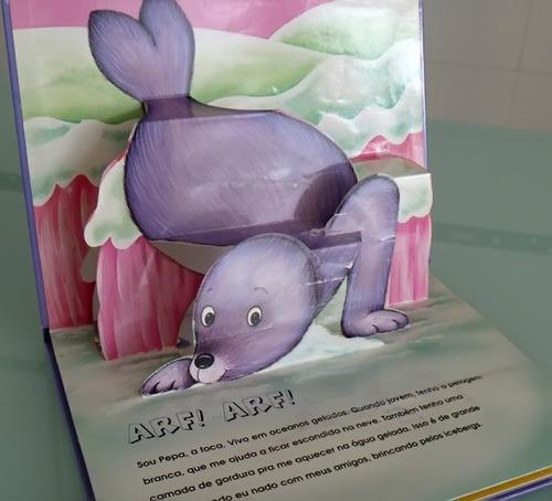 livro animais polares