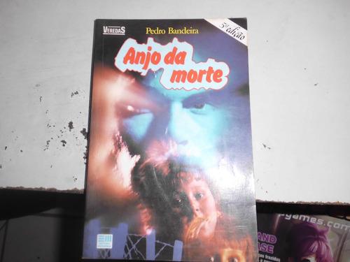 livro anjo da morte