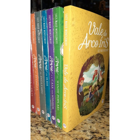 Livro Anne Green Gables - 7 Volumes Lucy Maud Montgome