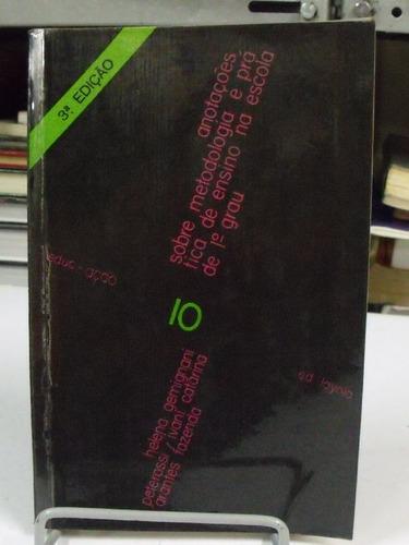 livro - anotações sobre metodologia e prática de ensino na e