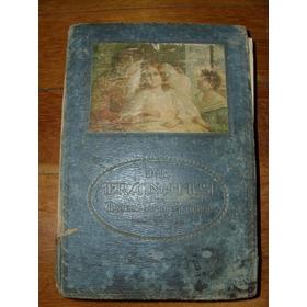 Livro Antigo Alemão Sobre Medicina Caseira