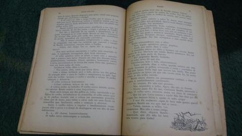 livro antigo bambi felix salten frete grátis