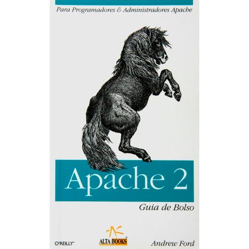 livro apache 2: guia de bolso