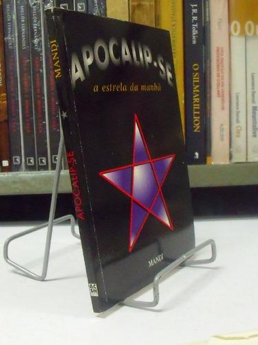 livro - apocalip-se - mandi