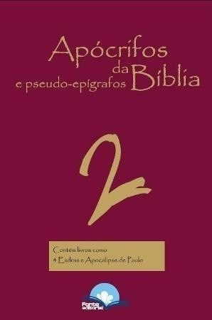 livro apócrifos e pseudo-epígrafos da bíblia 2 volumes