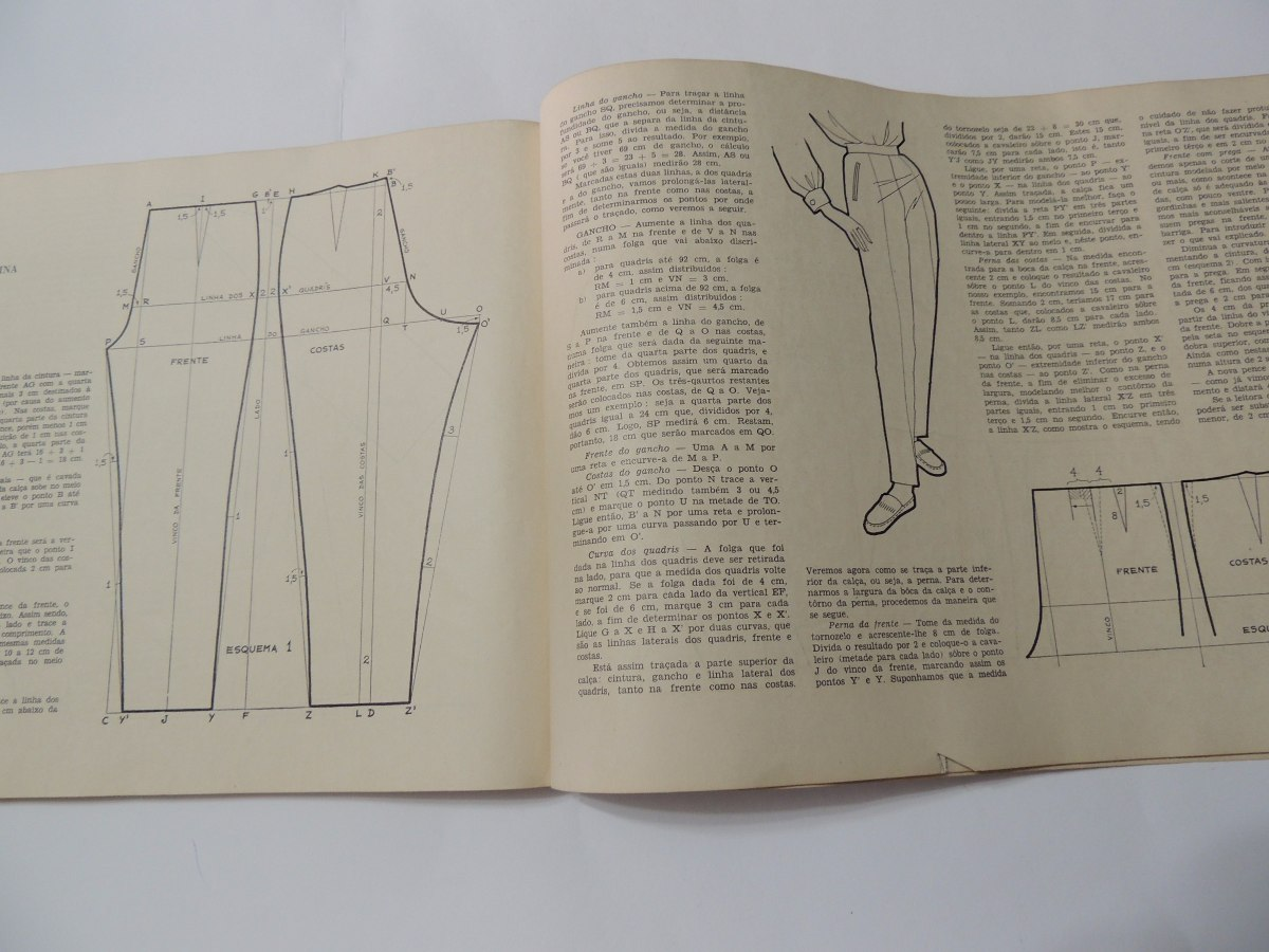 livro aprenda a costurar gil brando