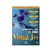 livro aprenda em 21 dias visual j++
