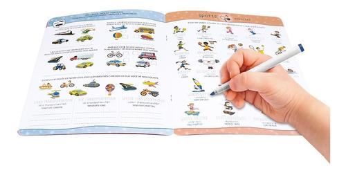 livro aprenda em casa escreva e apague letra inglês v2