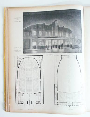 livro arquitetura e construções de luiz muzi 1957 - lenach