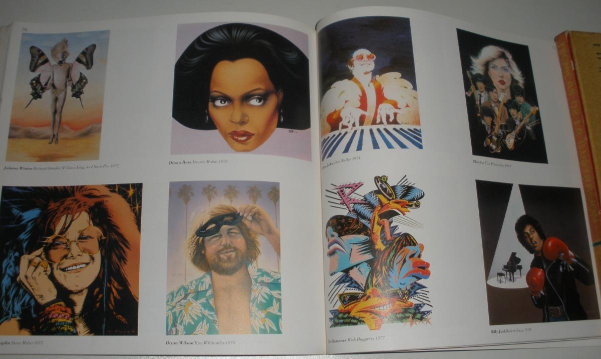 Livro Arte Desenho Ilustracao Pop Anos 80 Artistas Famosos R