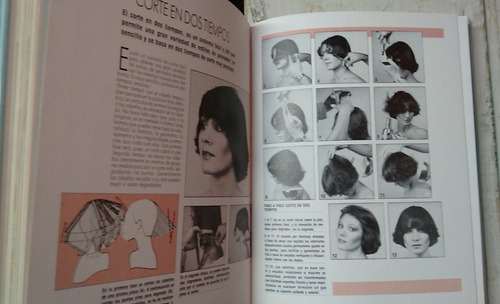 livro arte y estilo del peinado