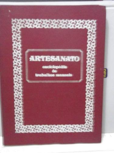 livro artesanato - enciclopédia de trabalhos volume 3