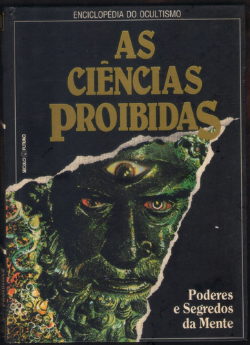 livro as ciencias proibidas - enciclopedia do ocultismo 5vol
