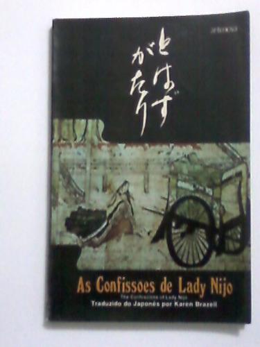livro: as confissôes de lady nijo