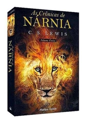livro as crônicas de nárnia c. s. lewis literatura fantasia