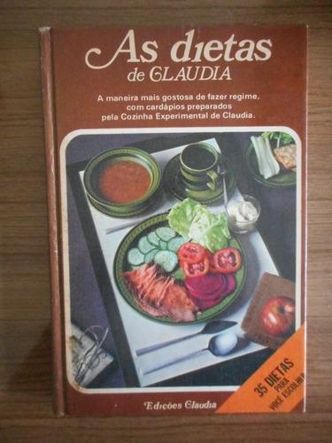 livro as dietas de glaudia