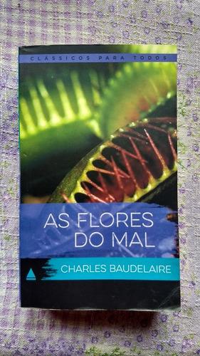 livro as flores do mal (baudelaire)
