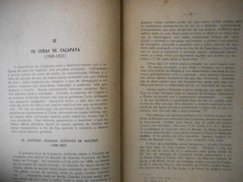 livro as freguesias de caçapava e de santaninha do sul