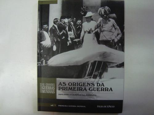 livro - as grandes guerras mundiais - vol 1 - folha