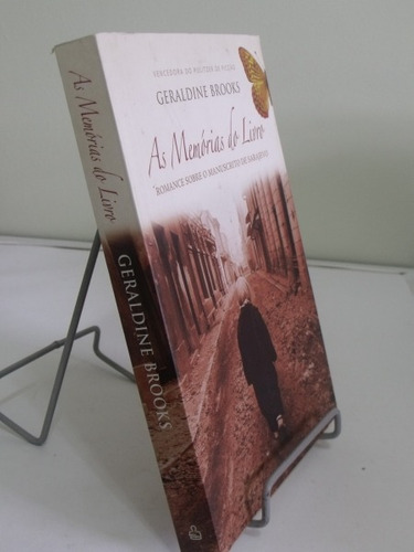 livro as memórias do livro - geraldine brooks