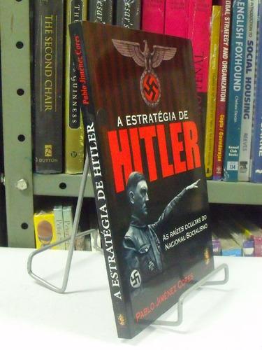 livro - as raízes ocultas do nacional-socialismo - pablo j.