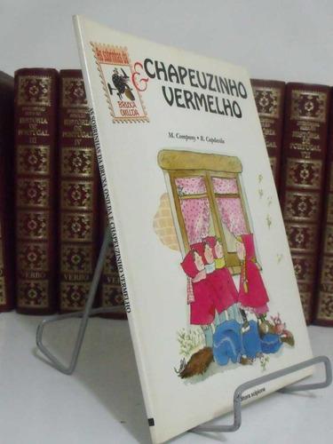 livro - as sobrinhas da bruxa onilda - chapeuzinho vermelho