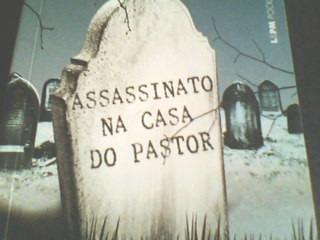 livro  assassinato na casa do pastor - agatha christie