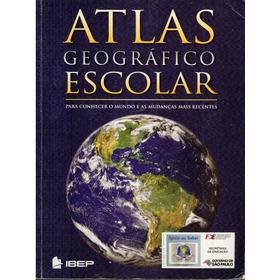 Livro Atlas Geográfico Escolar