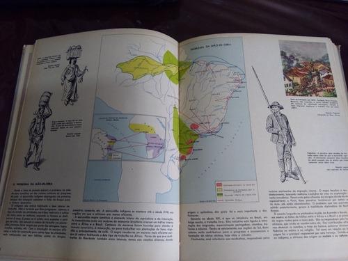 livro atlas histórico escolar mec /nov/1964