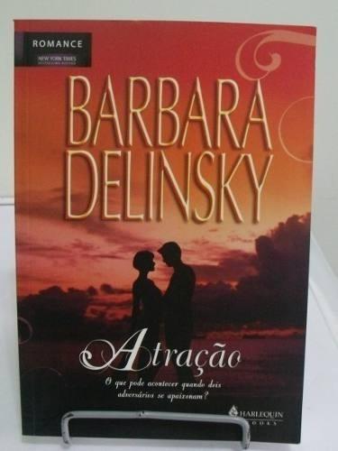 livro atração - barbara delinsky