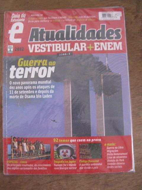 revista atualidades vestibular 2012