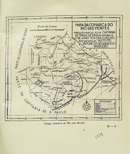 livro augusto viegas, notícias s. joão del rei 1942 - lenach
