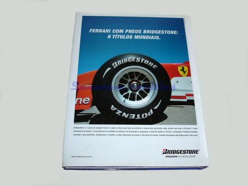 livro automotor esporte 2004/05 reginaldo leme - usado