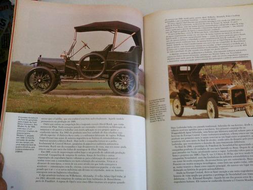 livro automóveis da época áurea peter roberts