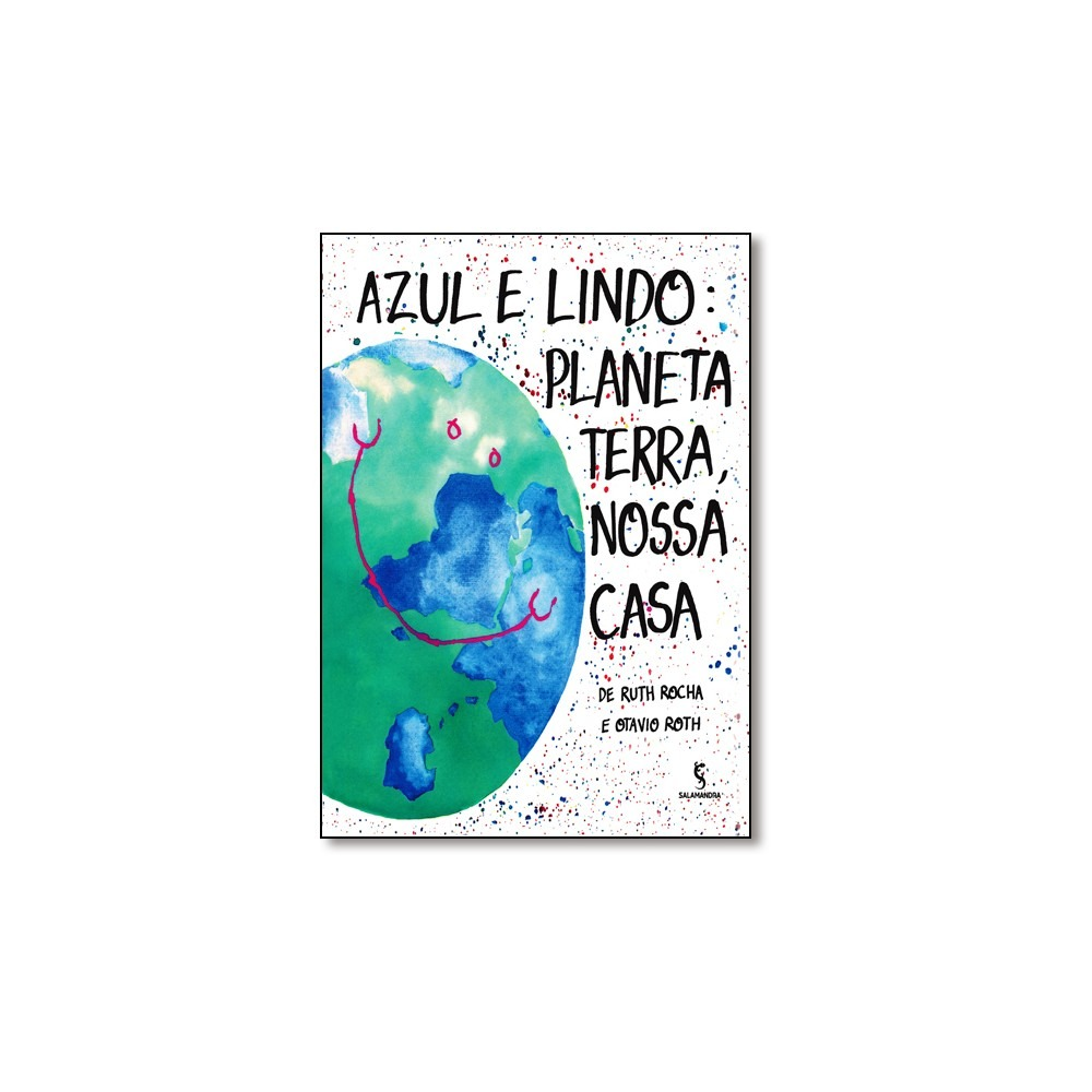 e1e88d064e80 livro - azul e lindo: planeta terra, nossa casa. Carregando zoom.