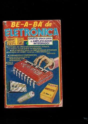livro be-a-bá da eletrônica nº 15 fev/1984