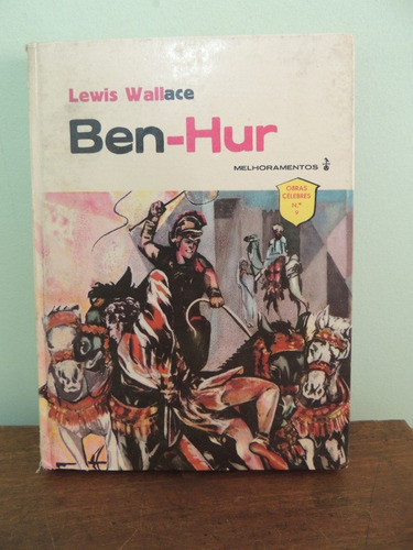 livro ben-hur - lewis wallace