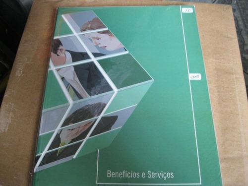 livro  =  beneficios e serviços