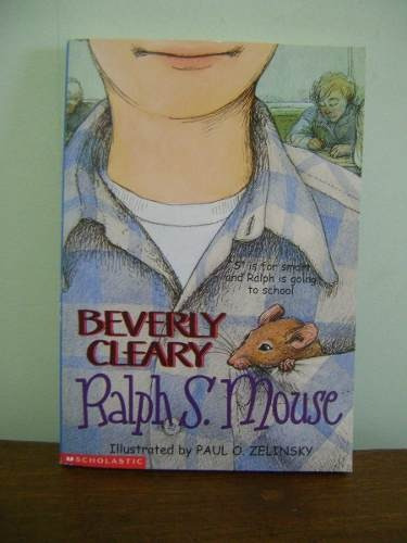 livro beverly cleary - ralph s. mouse