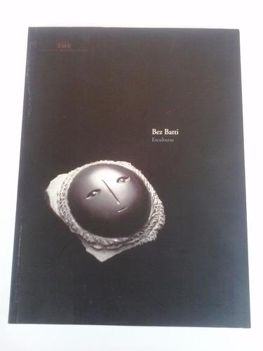 livro - bez batti: esculturas