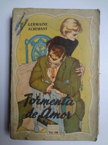 livro biblioteca das moças tormenta de amor vol. 168