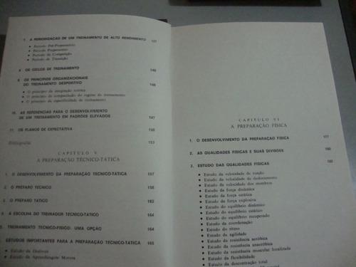 livro biblioteca de educação física - 3 volumes
