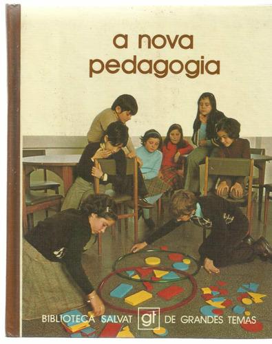livro biblioteca salvat a nova pedagogia nº 67
